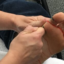 Foot Zone Certification Course