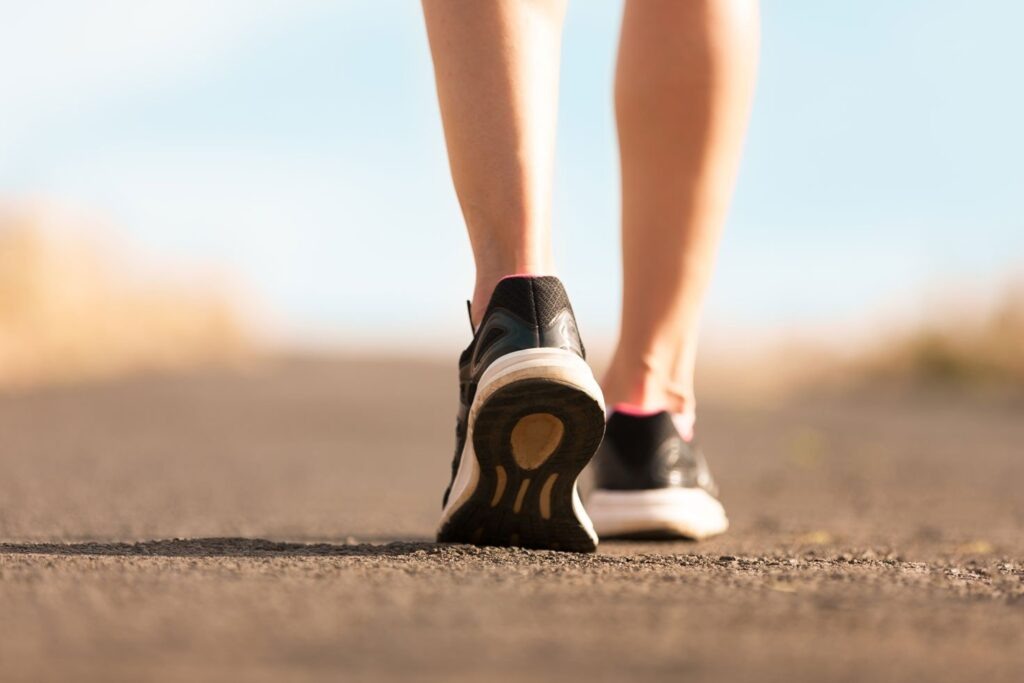 Spring is Here! The Benefits of Getting Outside and Walking