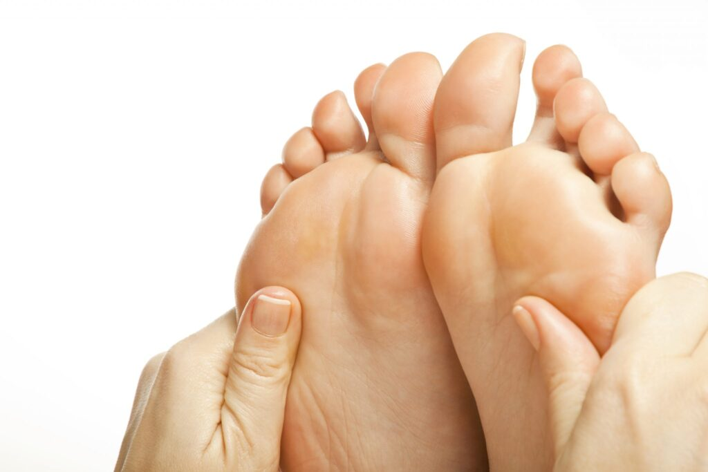 Foot Zone Techniques Can Balance Your Body