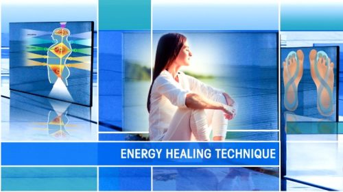 Energy Healing Technique